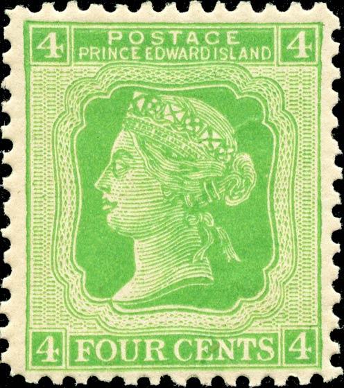 Price_Edward_Island_1872_QV_4p_Genuine