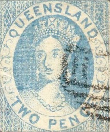 Queensland_1860_QV_2p_Forgery1