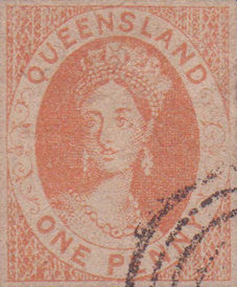 Queensland_1860_QV_1p_Forgery