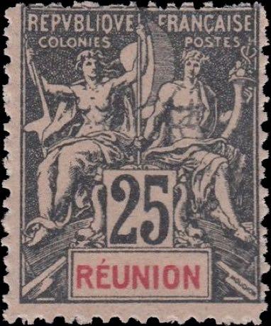 Reunion_1892_25c_Hirschburger_Fournier