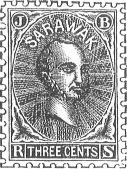 Sarawak_1869_Sir_James_Brooke_3c_Torres_illustration
