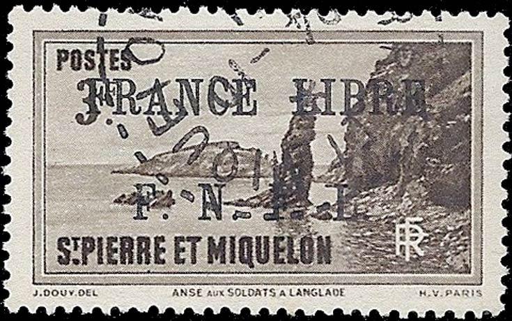 St-Pierre_Et_Miquelon_1941_3f_Forgery