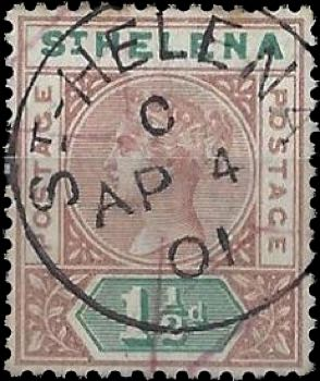 st-helena_qv_1-5p_forged_postmark