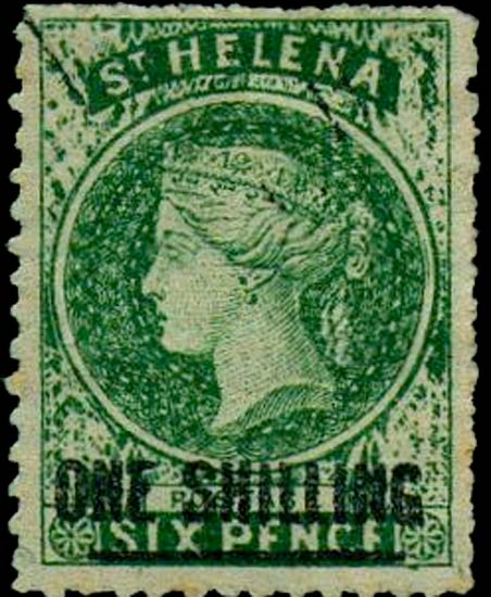 St.Helena_QV_1s-6p_green_Forgery1