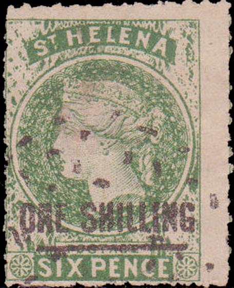 St.Helena_QV_1s-6p_green_Forgery3