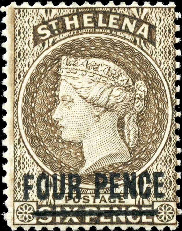 St.Helena_QV_4p-6p_brown_Genuine