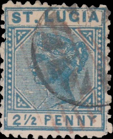 St.Lucia_1883-1887_QV_2halfp_Forgery