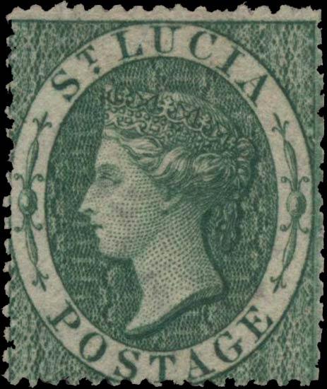St.Lucia_QV_6p_green_Genuine