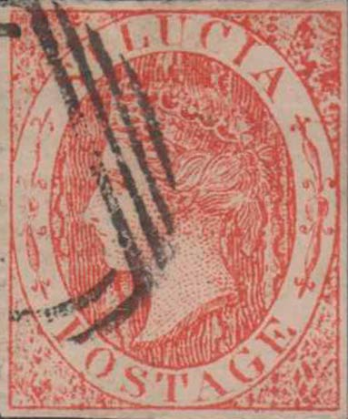St.Lucia_QV_red_Spiro_Forgery