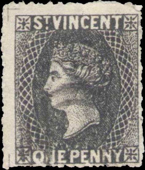 St.Vincent_QV_1p_black_Spiro_Forgery