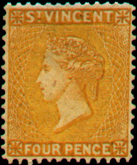 St.Vincent_QV_4p_yellow_Panelli_Forgery