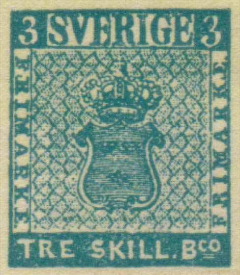 Sweden_1854_3sk_blue_Winter_Forgery