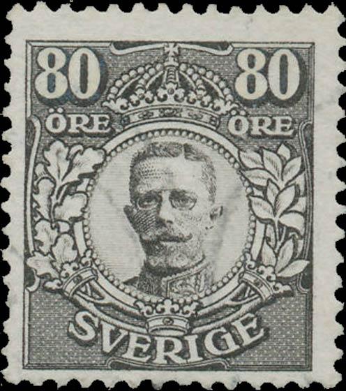 Sweden_1918_King_Gustav_V_80ore_Forgery
