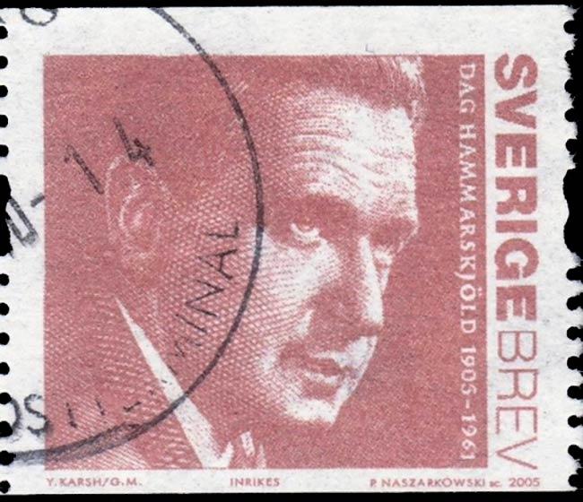 Sweden_2005_Hammerskjold_Brev_Forgery