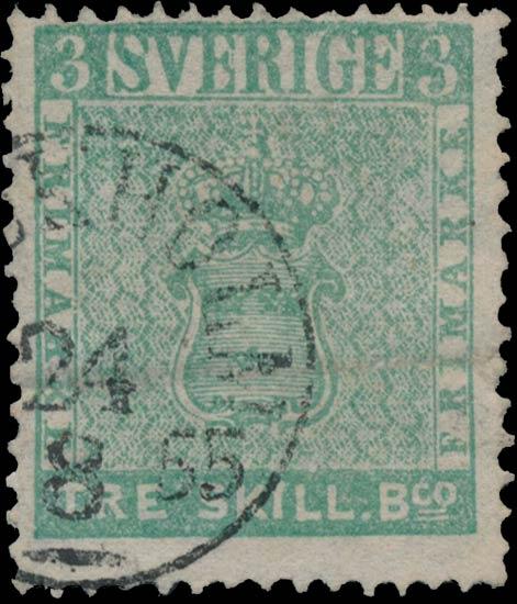 Sweden_3skilling_Genuine