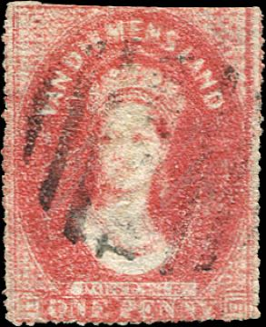 Tasmania_1855_QV_Chalon_1p_Forgery3