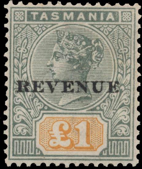 Tasmania_QV_1pound_Revenue_Genuine