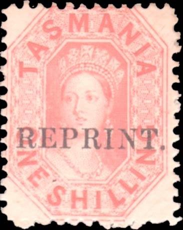 Tasmania_QV_Chalon_1s_Reprint