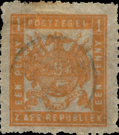 Transvaal_1870_1p-orange_Forgery