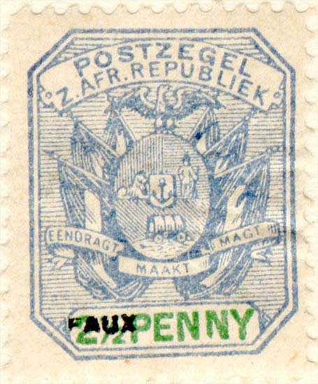 Transvaal_1896_2half_penny_Fournier_Forgery