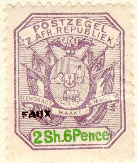 Transvaal_1896_2sh6p_Fournier_Forgery