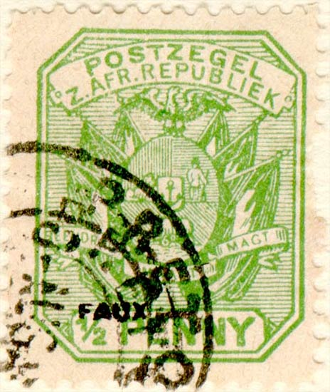 Transvaal_1896_half_penny_Fournier_Forgery