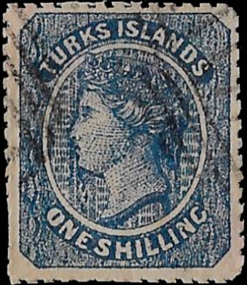 Turks_Islands_QV_1sh_Forgery
