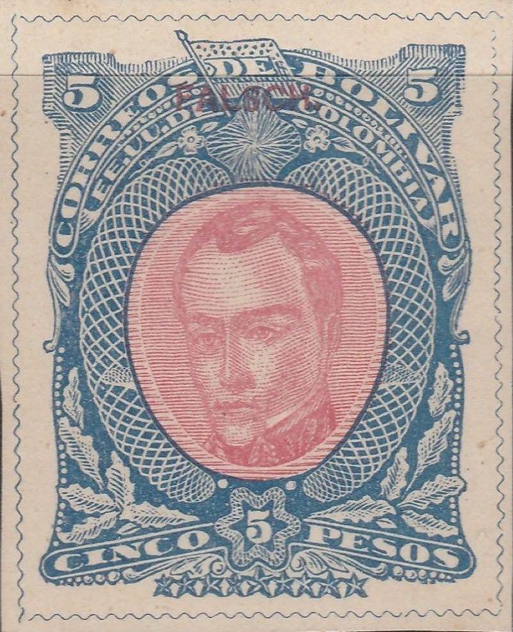 bolivar_1882_bolivar_5p_forgery