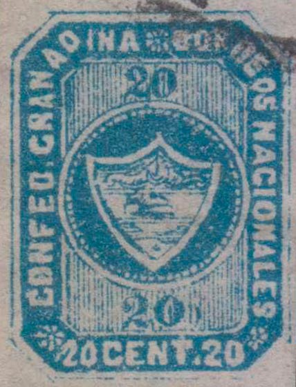 Colombia_1860_Coat-of-Arms_20centavos_Forgery