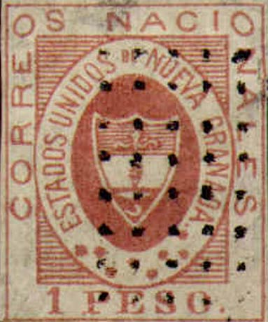 Colombia_1861_Coat_of_Arms_1p_Forgery