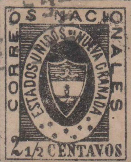 Colombia_1861_Coat_of_Arms_2half_centavos_Forgery2