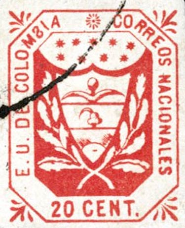 Colombia_1864_Coat_of_Arms_20c_Forgery3