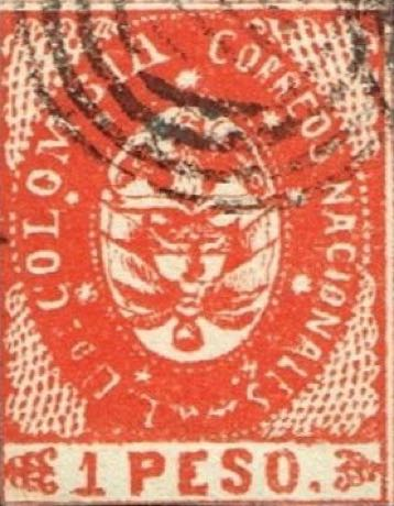 Colombia_1865_Coat_of_Arms_1p_Forgery