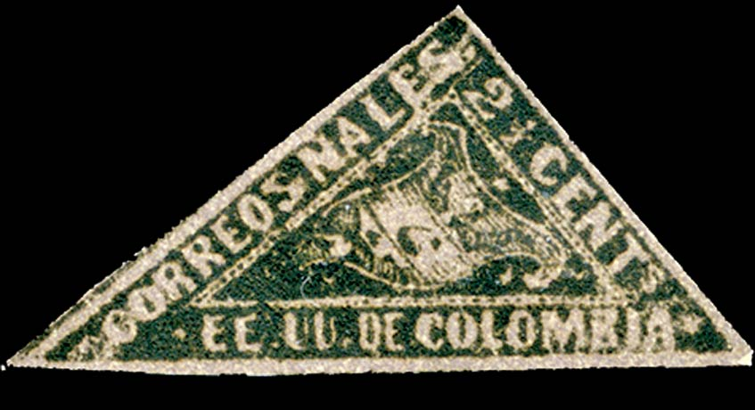 Colombia_1869_Carrier_2p_Forgery