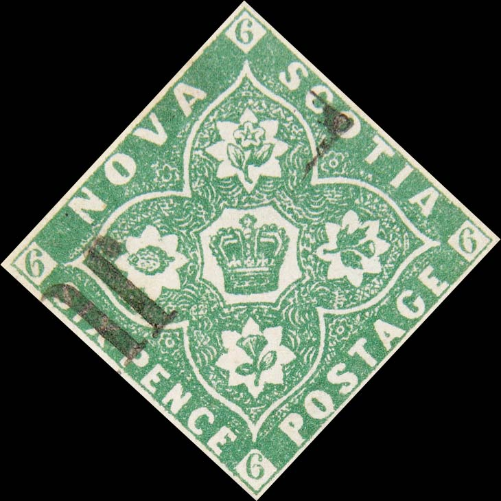 Nova_Scotia_Coat-of-Arms_6p_Fournier_Forgery