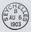 Seychelles_Madame_Joseph_Forged_Postmark_Victoria-B-AU-6-1903