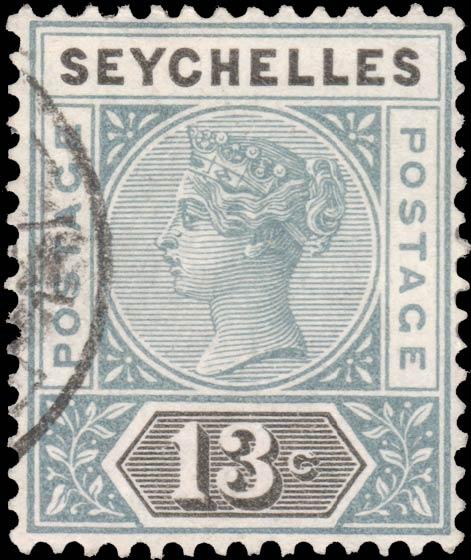 Seychelles_QV_13c_Forgery