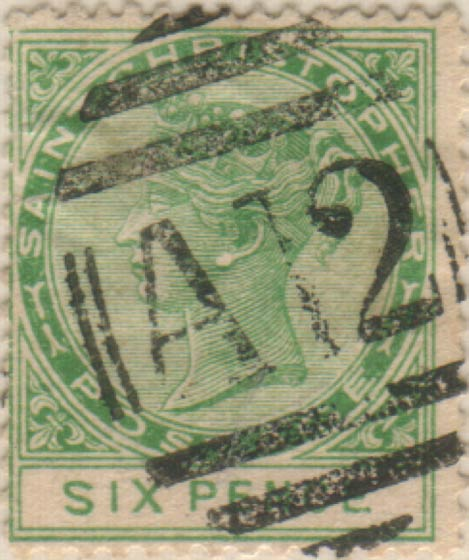St_Christopher_QV_Six_Pence_green_Panelli_Forgery