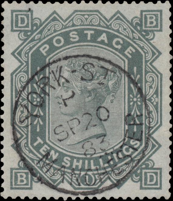 Great_Britain_1883_QV_10s_Genuine