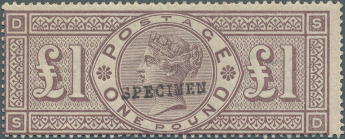 Great_Britain_1884_QV_1pound_Specimen_Genuine