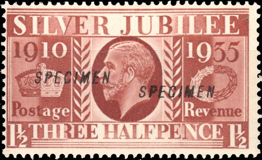Great_Britain_1935_King_George_Silver-jubilee_Forged_Specimen_Overprint