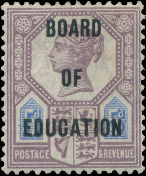 Great_Britain_Official_1902_QV_5p_Board_of_Education_Genuine