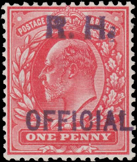 Great_Britain_Official_1911_Edward_1p_R.H.Official_Forgery