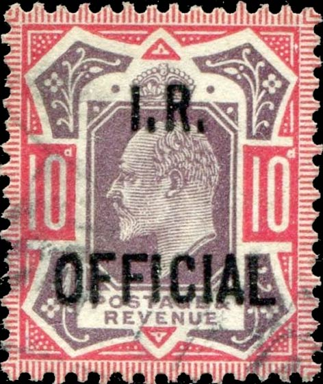 Great_Britain_Official_Edward_10p_I.R.Official_Forgery