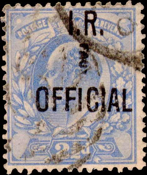 Great_Britain_Official_Edward_2.5p_I.R.Official_Fournier_Forgery