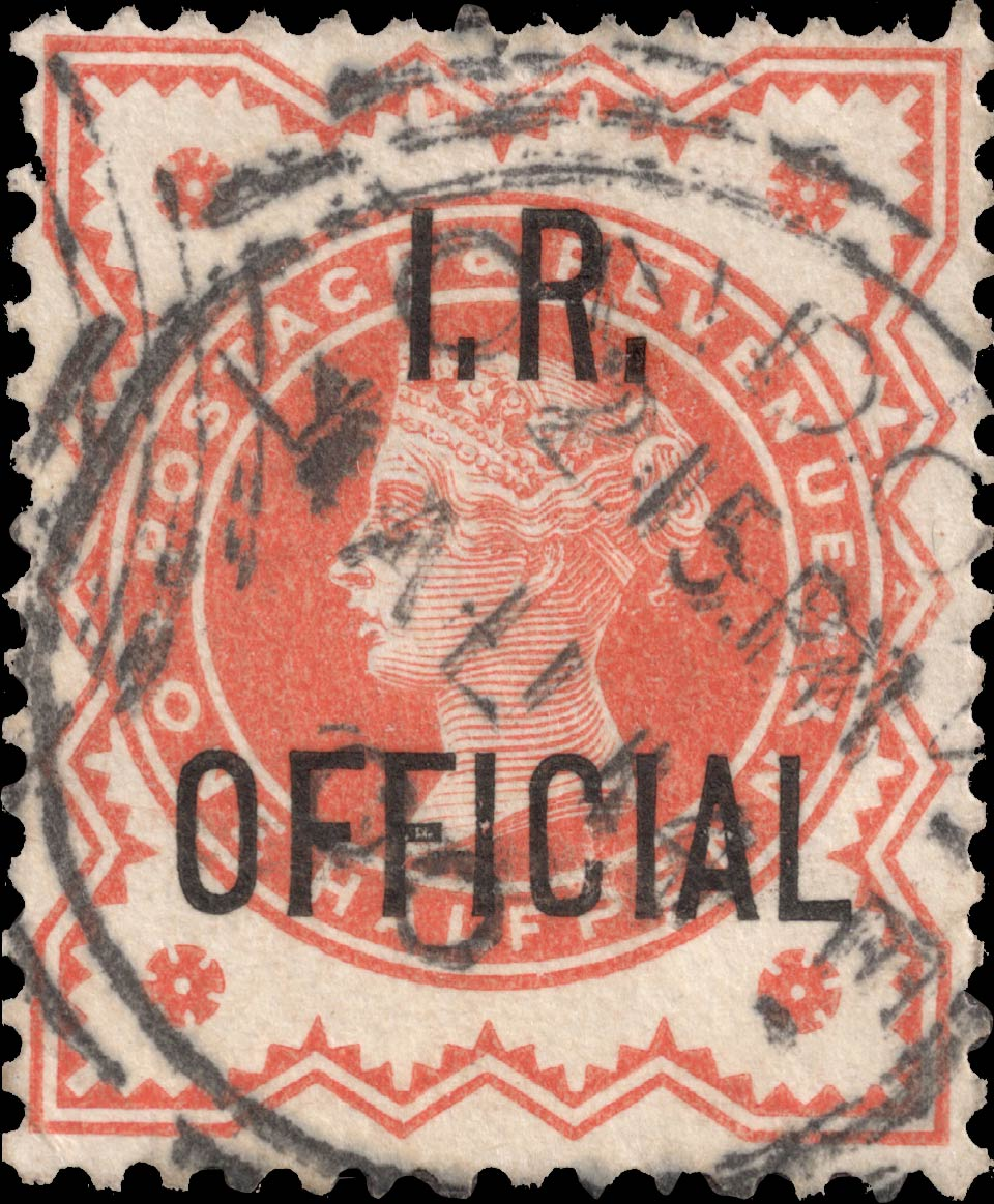 Great_Britain_Official_QV_1.5p_I.R.Official_Genuine
