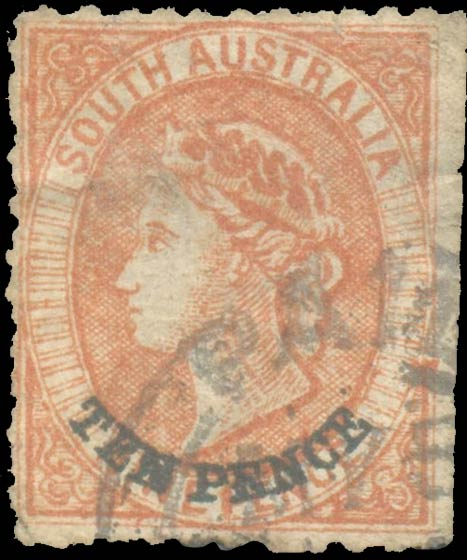 South_Australia_1868_QV_Ten-Pence_Overprint_Forgery