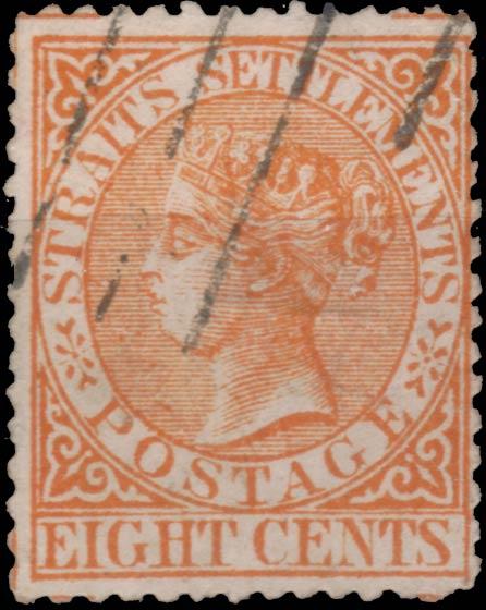 Straits_Settlements_QV_8c_Forgery