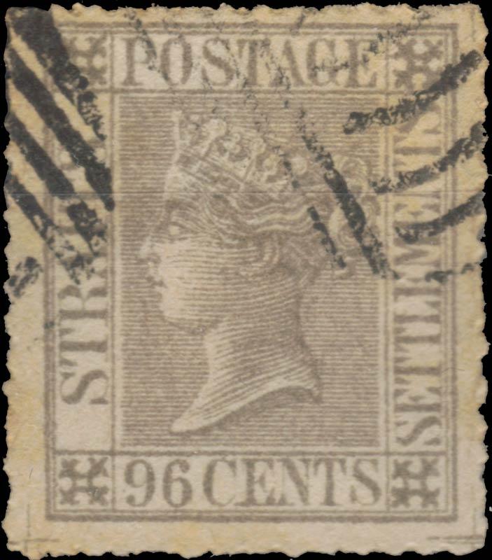 Straits_Settlements_QV_96c_Forgery