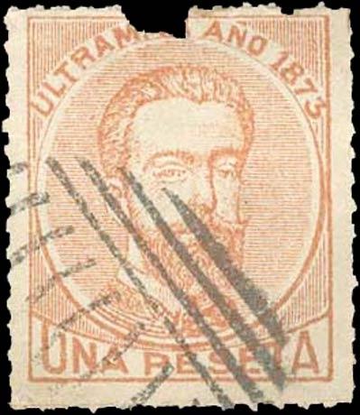 Cuba_1873_King_Amadeus_1p_Forgery